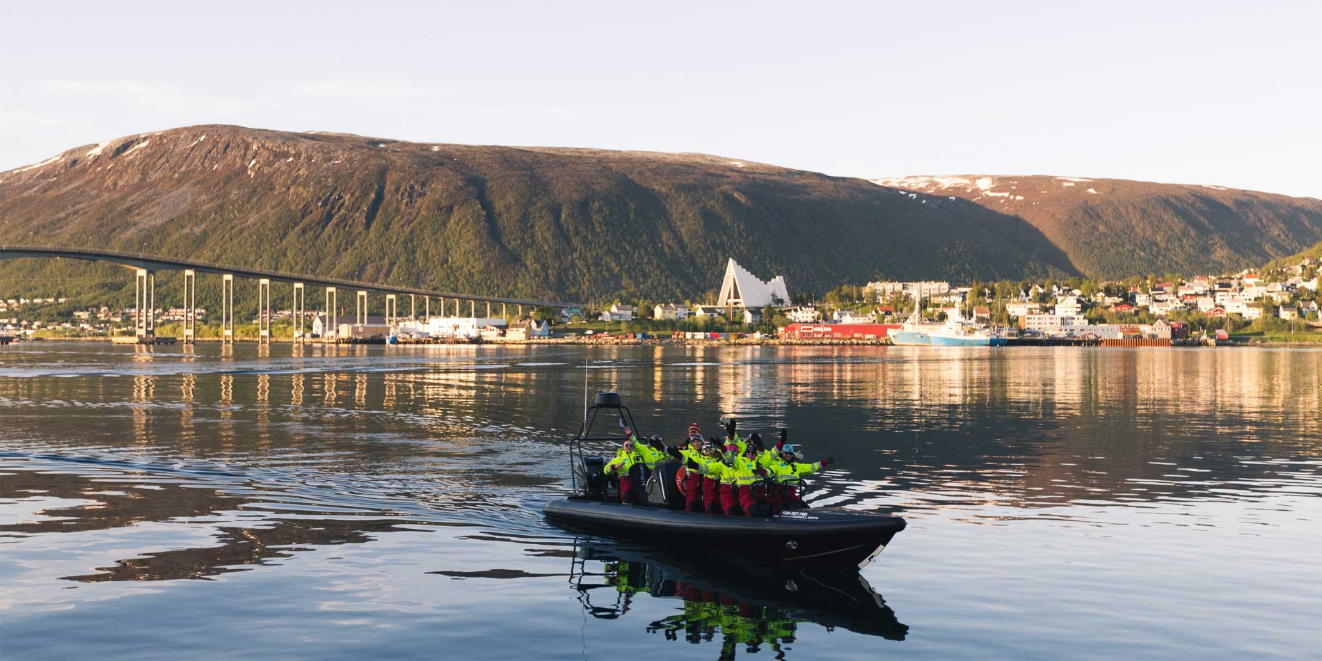 Aventure de côtes à Troms