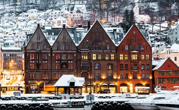 Bergen Kirkenes Bergen Avec Accompagnateur Fran 231 Ais