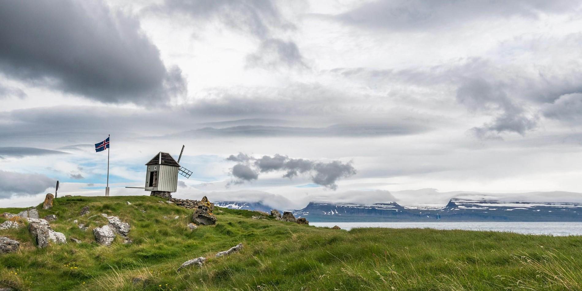 Croisiere Islande  Hurtigruten