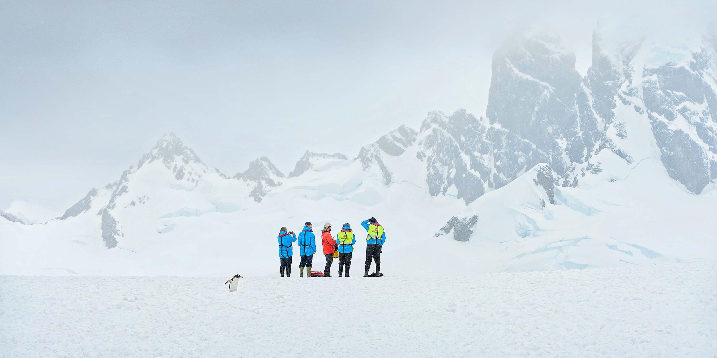 L' Bagages Pour Antarctique Hurtigruten Que Fr Prendre rqtrO